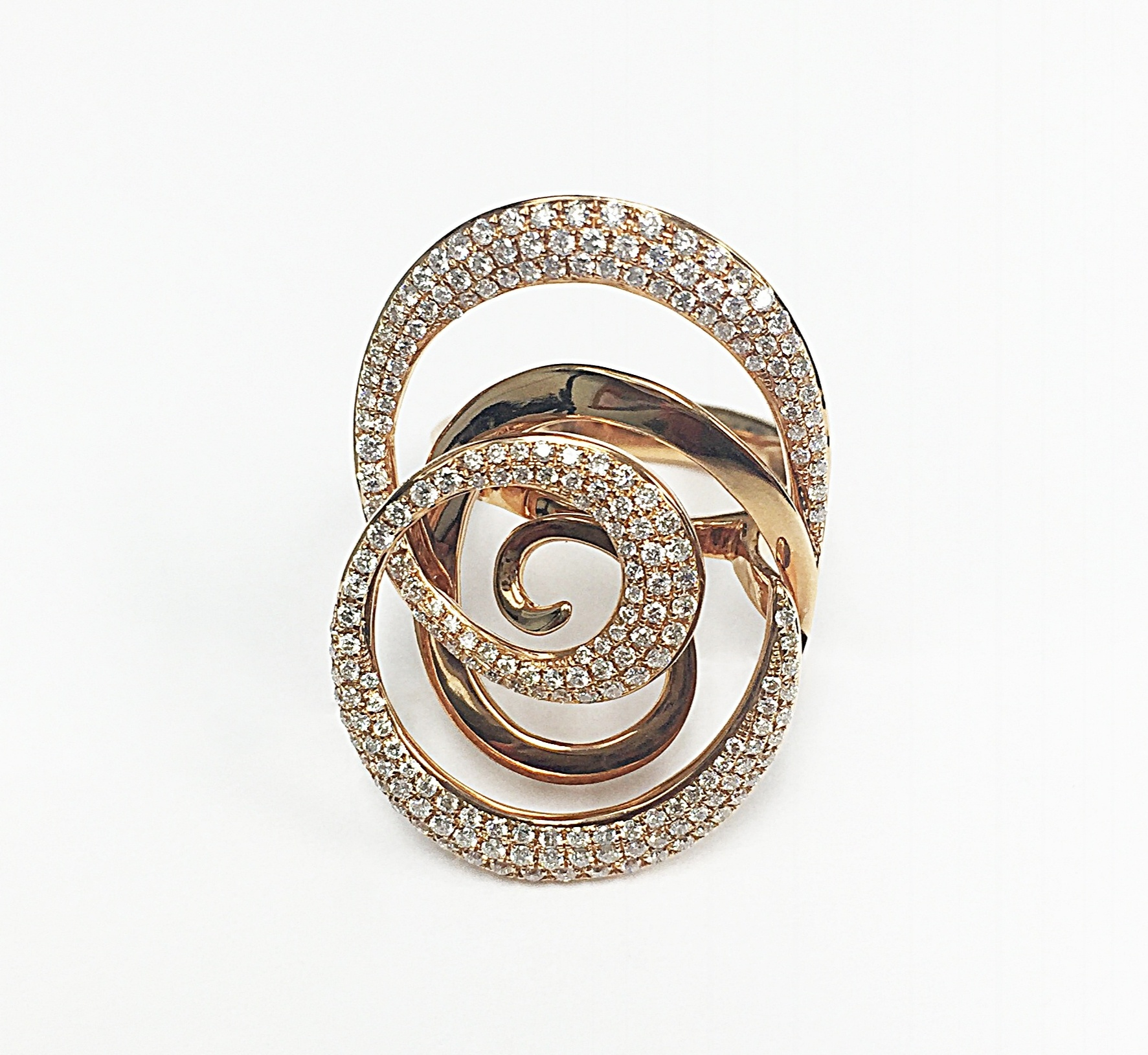 Makur Rose Gold Ring