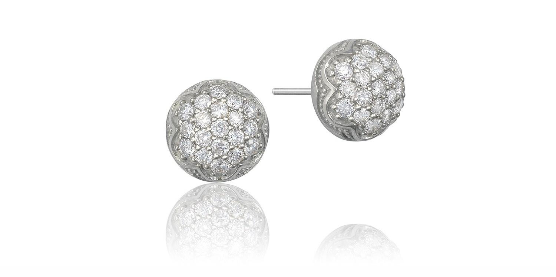 Tacori Diamond Stud Earrings