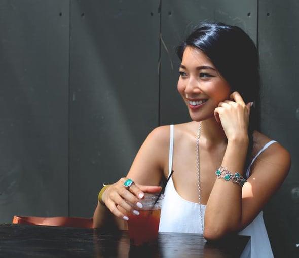 Stephanie Liu Honey & Silk Tacori
