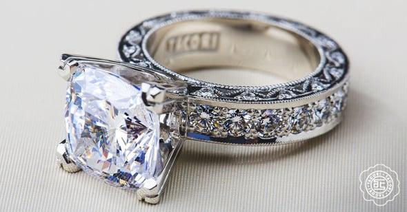 Tacori Engagement Ring HT2530A